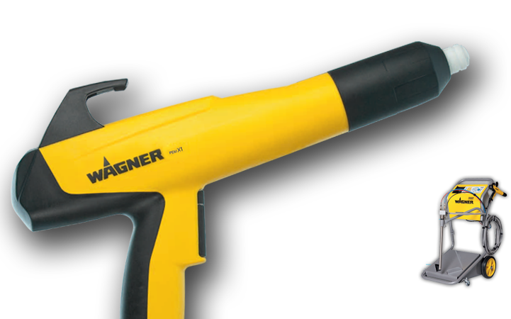 Corona Handpistole PEM-X1 - wagner